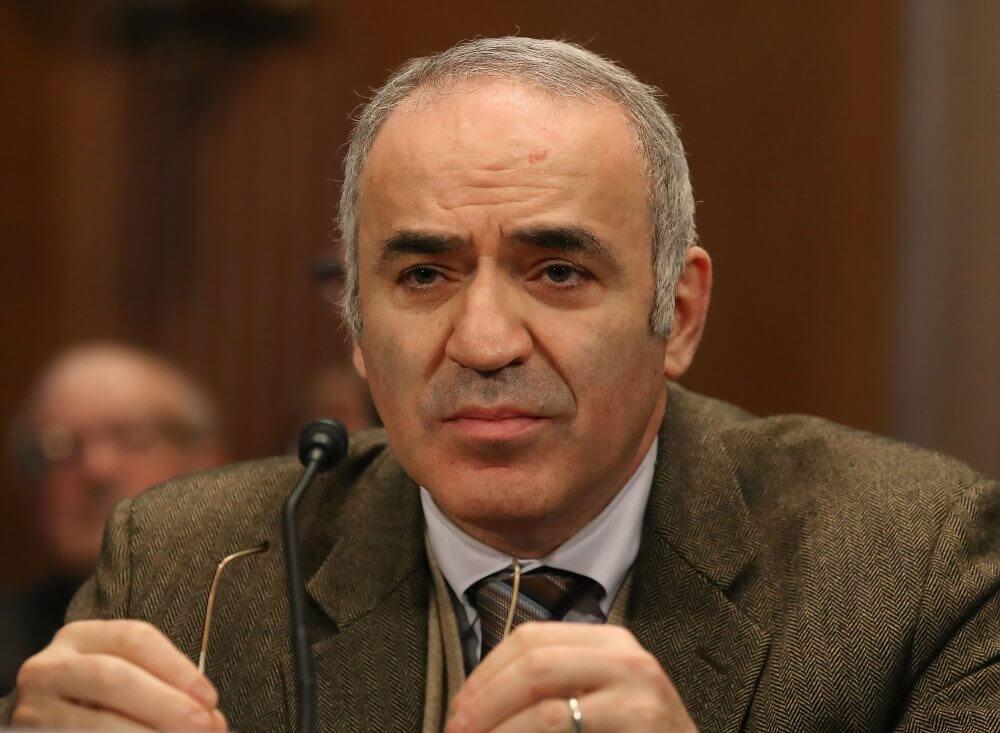 Response to Associated Press from Garry Kasparov