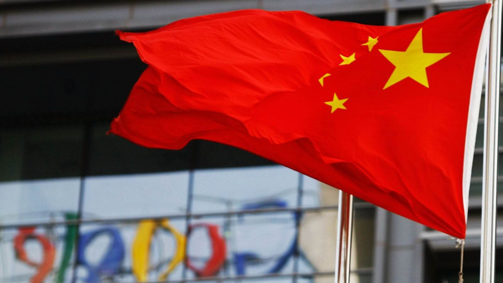 China tells web giants they must accept limits to access