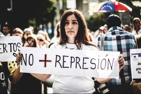 "Press Release — HRF to the Venezuelan Regime: Freedom for Lisbeth ""Mamá Lis"" Añez"