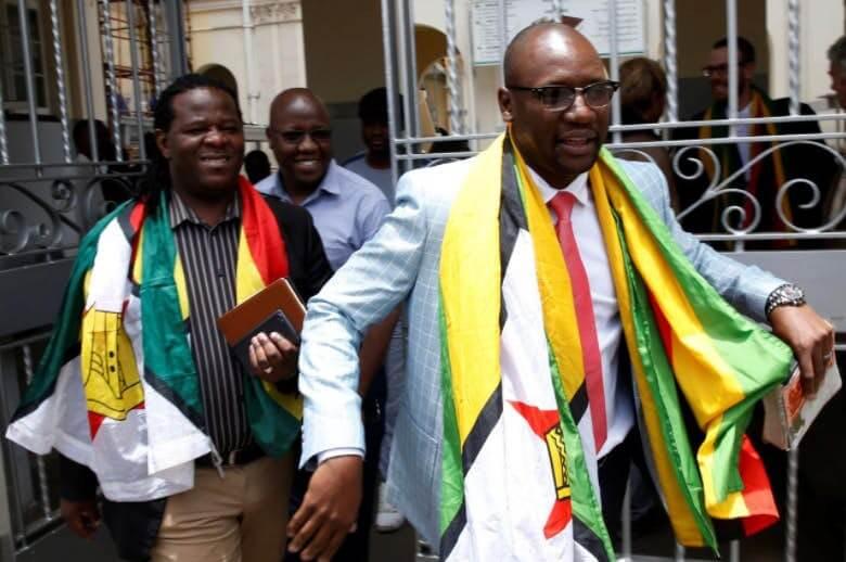 Zimbabwe pastor Evan Mawarire found not guilty of subversion