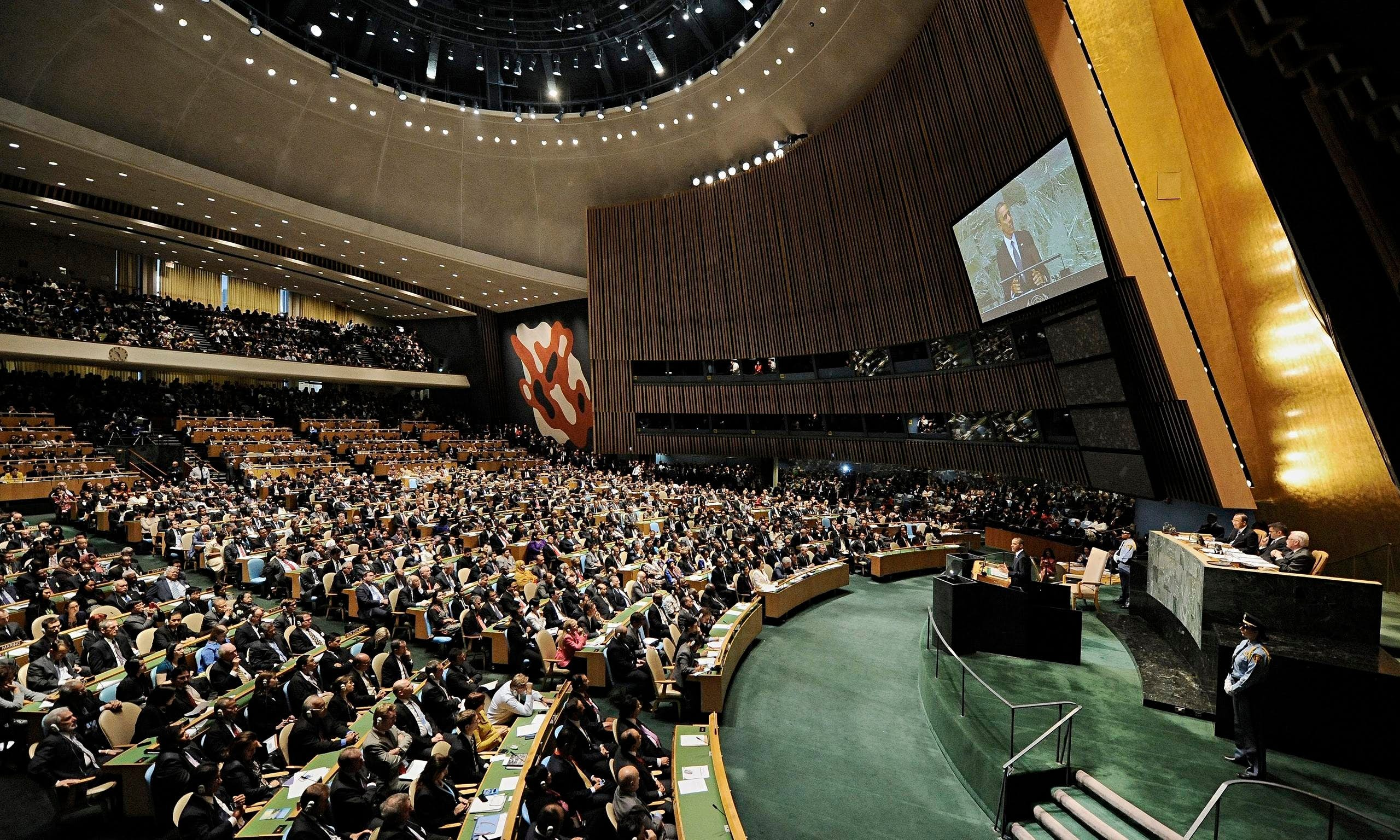 UN Elects Dictatorships to Human Rights Council Yet Again
